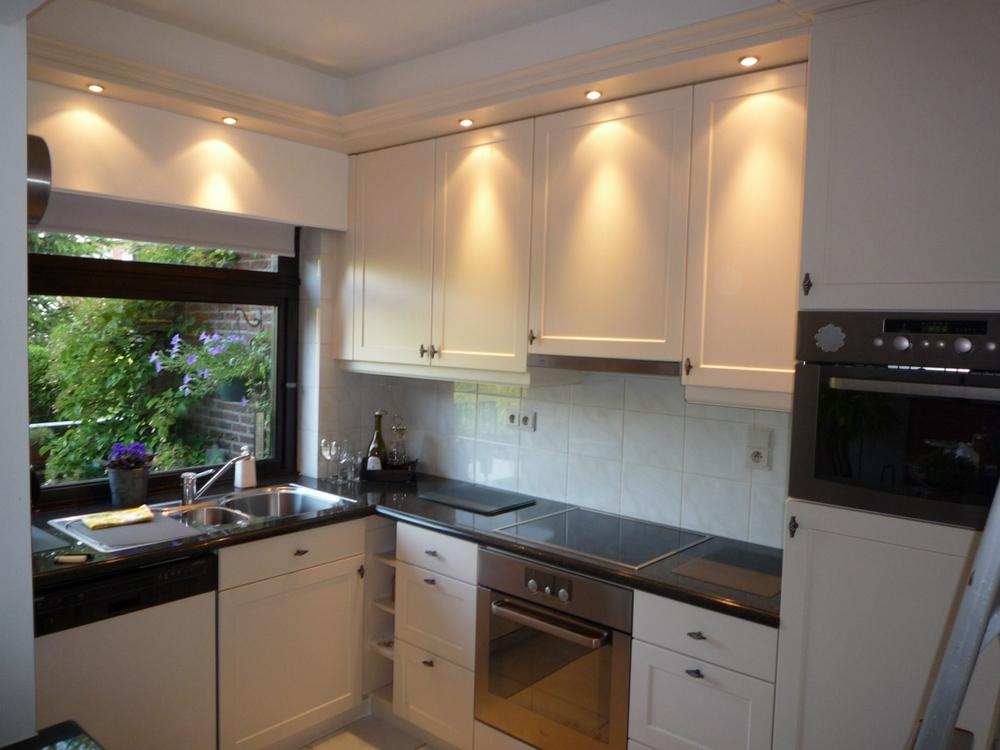 Led Inbouwspots Keuken : Een keuken is multifunctioneel en dat vraag om een goede verlichting