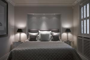 LED inbouwspots slaapkamer